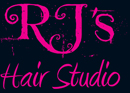R J's Hair Studio | Logo