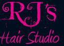 R J's Hair Studio | Logo